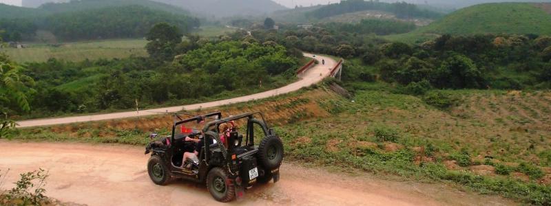 US Army Jeep @ Vietnam